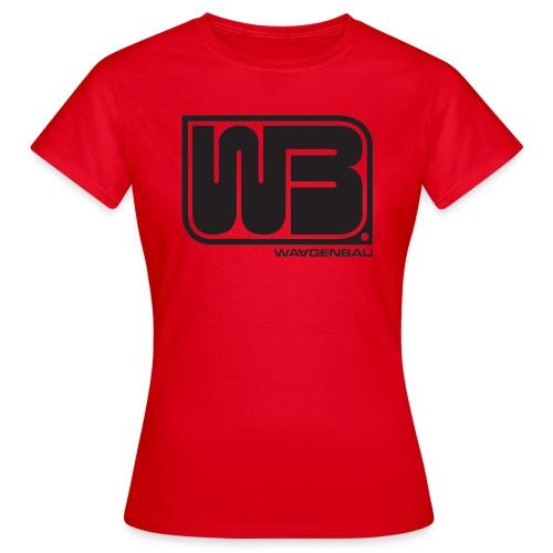 Waagenbau - Girl - Frauen T-Shirt