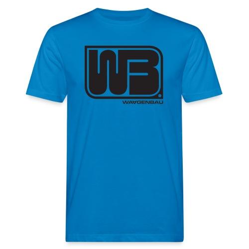 Waagenbau - Boy - Männer Bio-T-Shirt