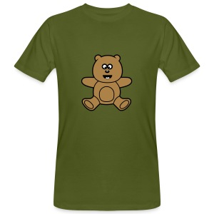 Sweet Kawaii Teddy Bear T-Shirts - Männer Bio-T-Shirt