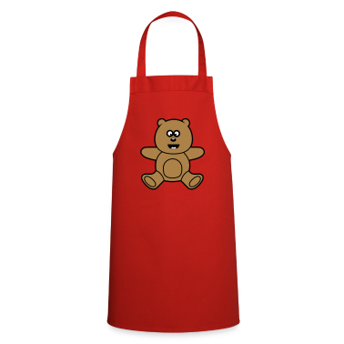 Cute Kawaii Teddy Bear  Aprons