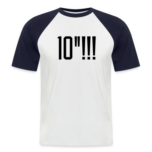 LOCO - Camiseta béisbol manga corta hombre