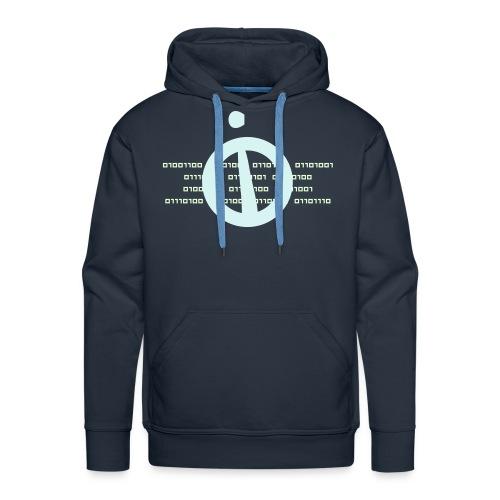 Io LESM GENESE - Sweat-shirt à capuche Premium pour hommes