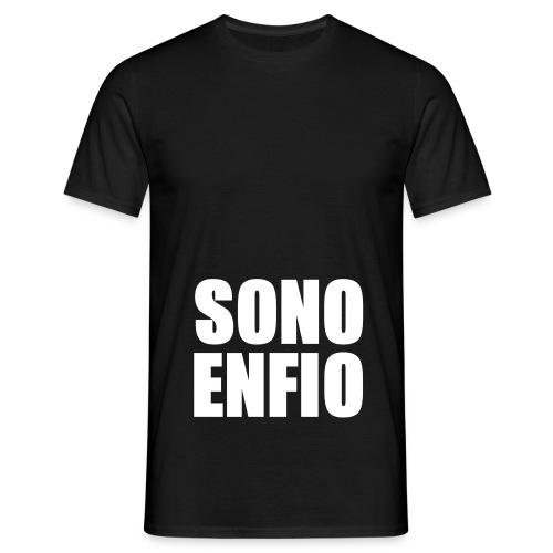 Sono Enfio - Maglietta da uomo