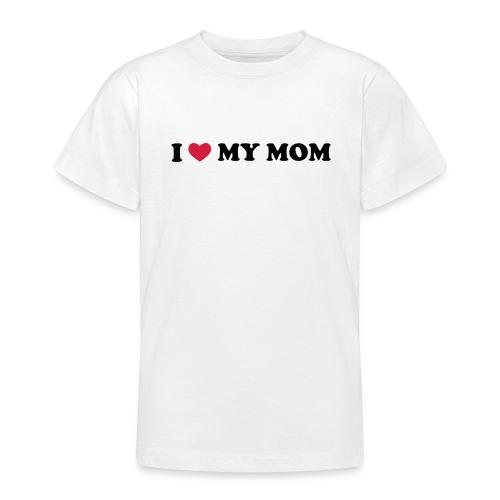 Mom - Camiseta adolescente