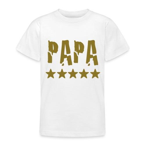 papa - Camiseta adolescente