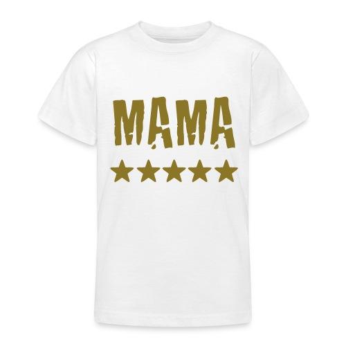 Mama - Camiseta adolescente