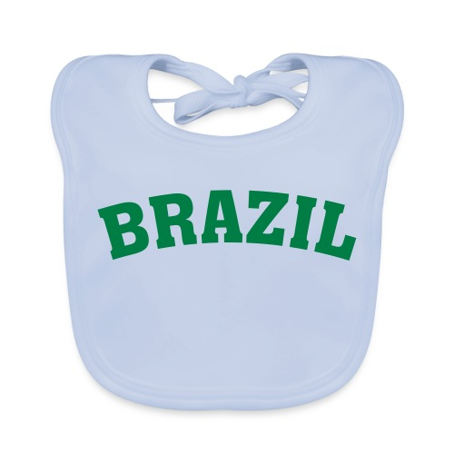 BRASIL02 - Babero ecológico bebé