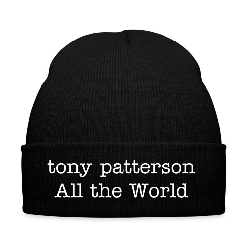 All the World T-Shirt - Winter Hat