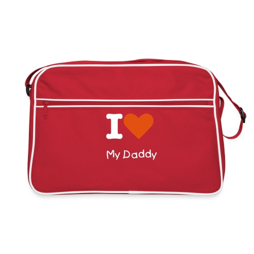 I love my Daddy mug - Retro Bag