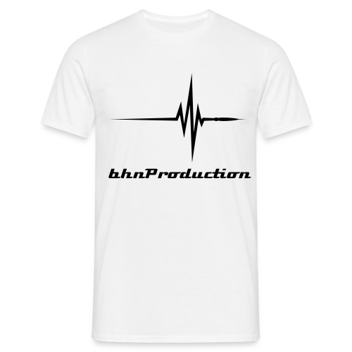 bhnProduction Shirt 1 - Männer T-Shirt