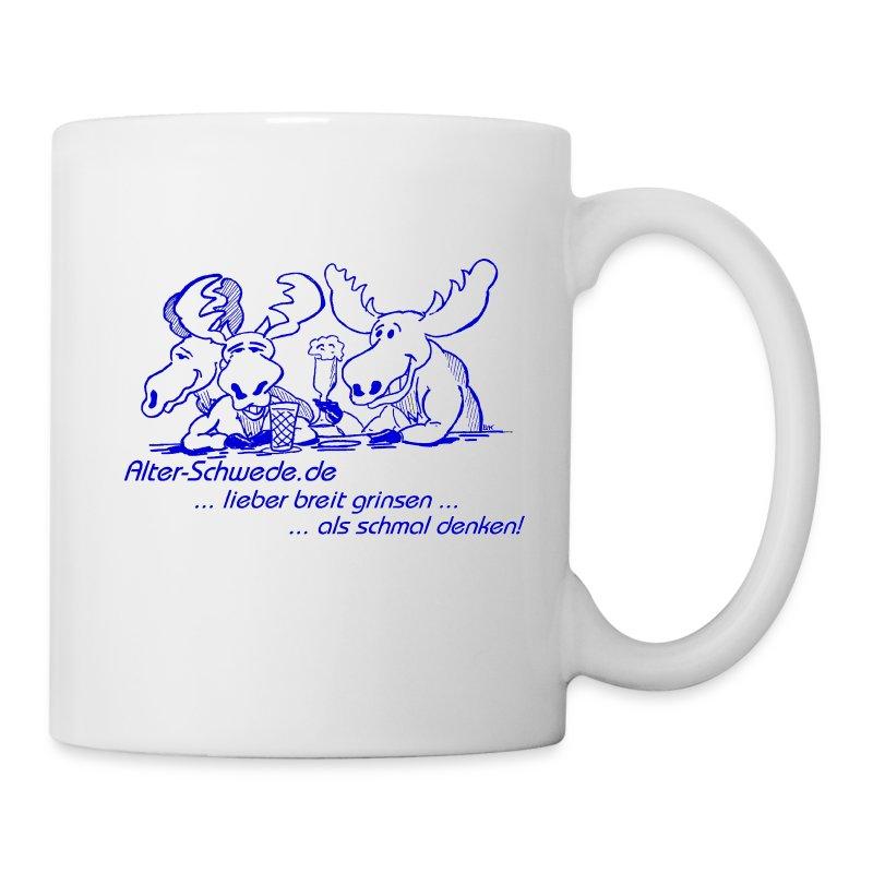 Stammtischbecher Links - Tasse