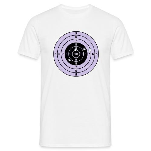 Target 1 - T-skjorte for menn