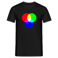 T-Shirts ~ Men's T-Shirt ~ RGB (Coloured)