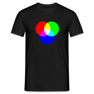 RGB (Coloured) - Men's T-Shirt