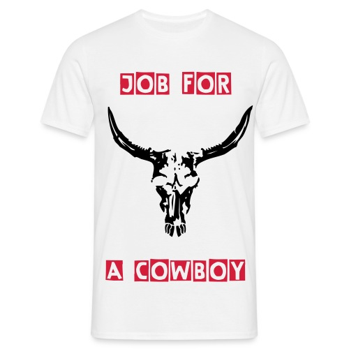 For Cowboys Shirt - Männer T-Shirt
