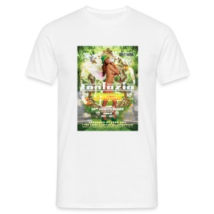 Fantazia A Midsummer Nights Dream Flyer T-shirt 04/06/11 - Men's T-Shirt