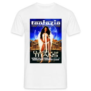 Fantazia Clash of the Titans T-shirt - Men's T-Shirt