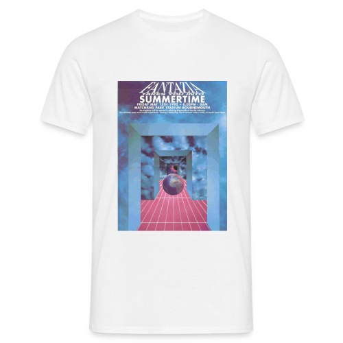 Fantazia Summertime Flyer T-shirt - Men's T-Shirt