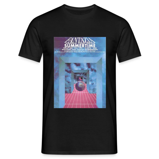 Fantazia Summertime Flyer T-shirt