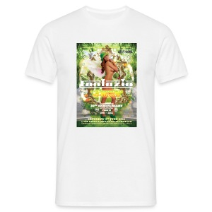 Fantazia A Midsummer Nights Dream flyer T-shirt - Men's T-Shirt