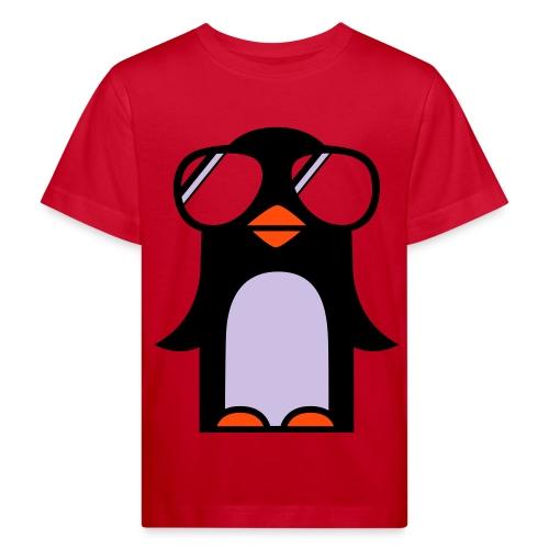T-shirt barn med tryck - Ekologisk T-shirt barn