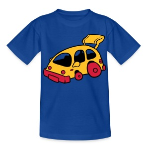 Rennauto - Teenager T-Shirt