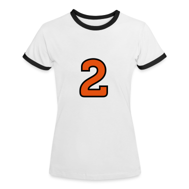 Number 2 (2c)++ T-Shirts