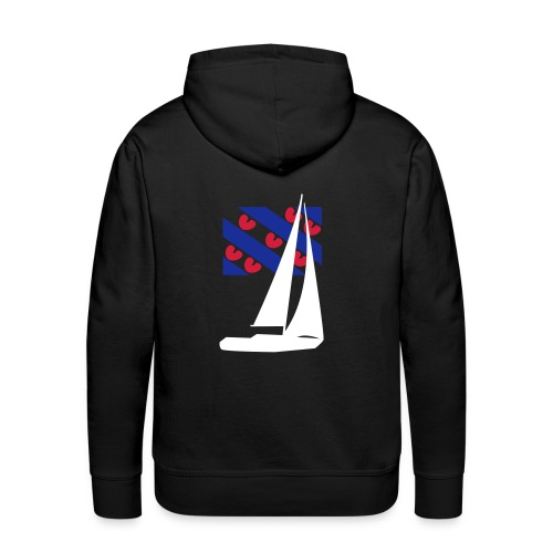 Zeiltrui - Mannen Premium hoodie