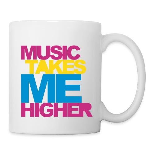 Tasse Music - Mug blanc