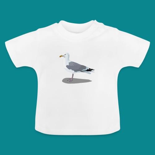 Seagull baby t-shirt - Maglietta per neonato
