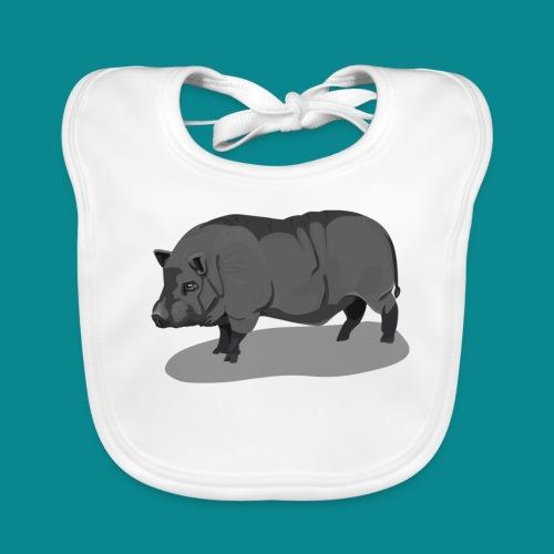 Potbelly pig bavaglino - Bavaglino