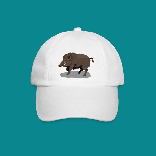 Boar hat - Cappello con visiera