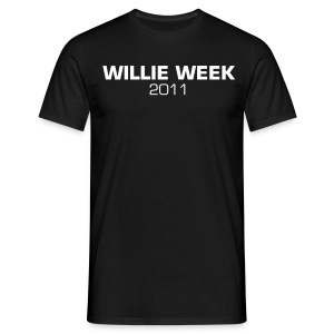 Willie Week 2011 - Men's T-Shirt