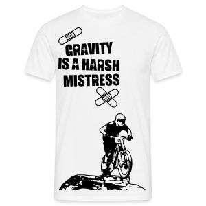 Lee gravity tee - Men's T-Shirt