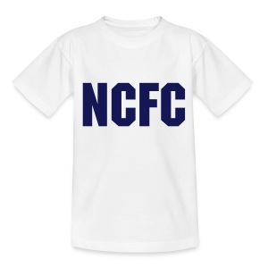NCFC kids - Teenage T-shirt
