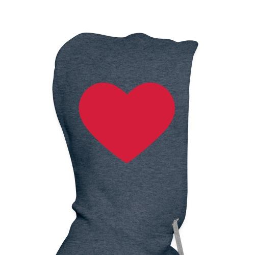 H Trøje - Herre Premium hættetrøje