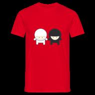 T-Shirts ~ Men's T-Shirt ~ Wheel Dog Ninjas t-shirt