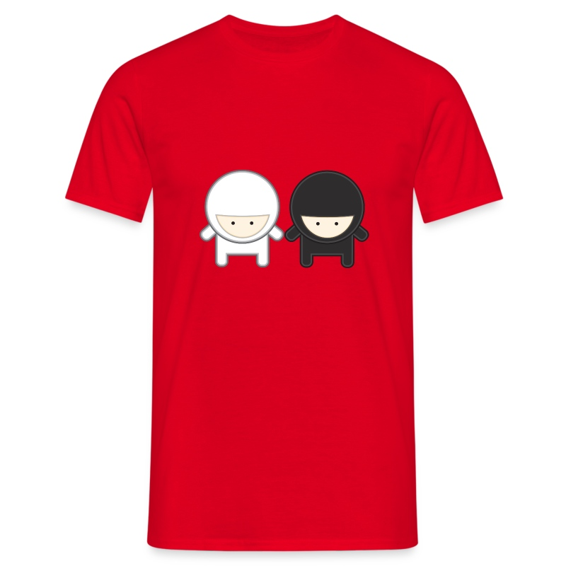 Wheel Dog Ninjas t-shirt - Men's T-Shirt