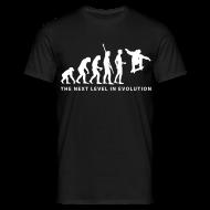 T-Shirts ~ Men's T-Shirt ~ Wheel Dog Evolution t-shirt