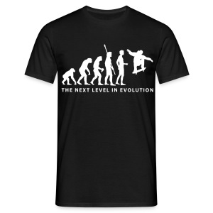 Wheel Dog Evolution t-shirt - Men's T-Shirt