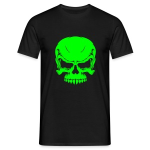 Wheel Dog Monster Skull t-shirt - Men's T-Shirt