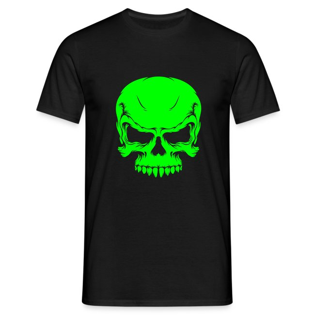 Wheel Dog Monster Skull t-shirt