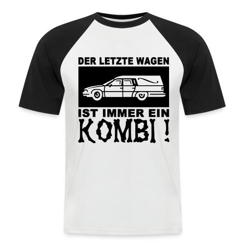 kombi - Männer Baseball-T-Shirt