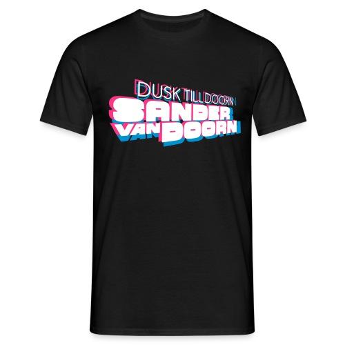 Dusk Till Doorn 2011 - Black - Men's T-Shirt