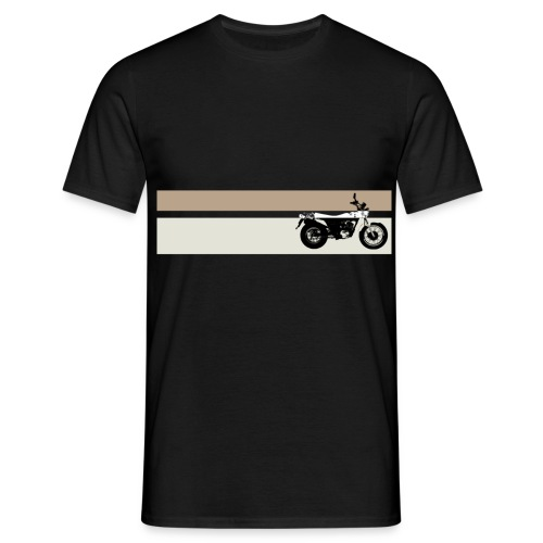 VanVan L0 Black Stripes - Men's T-Shirt