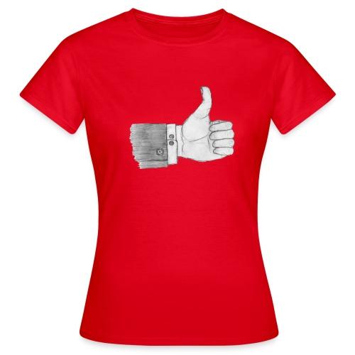 Thumbs Up T-Shirt - Women's T-Shirt
