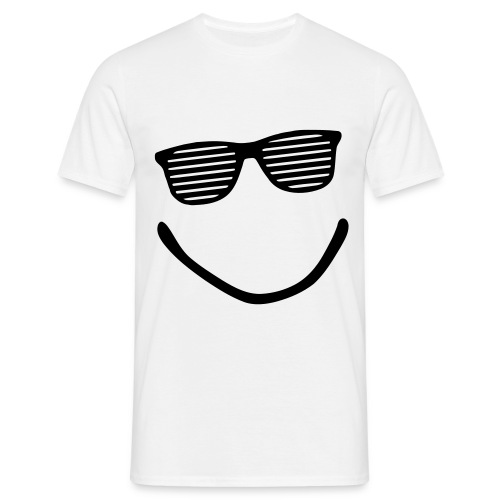 Big Smile - Sonnenbrille - Männer T-Shirt