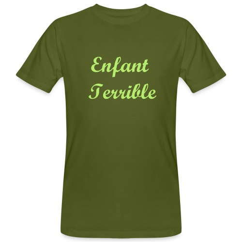 Enfant Terrible - Männer Bio-T-Shirt