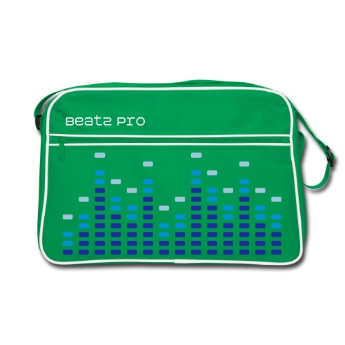 Beatz Pro Messenger Bag - Retro Bag