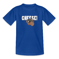 Shirts ~ Teenage T-shirt ~ CHEESE!